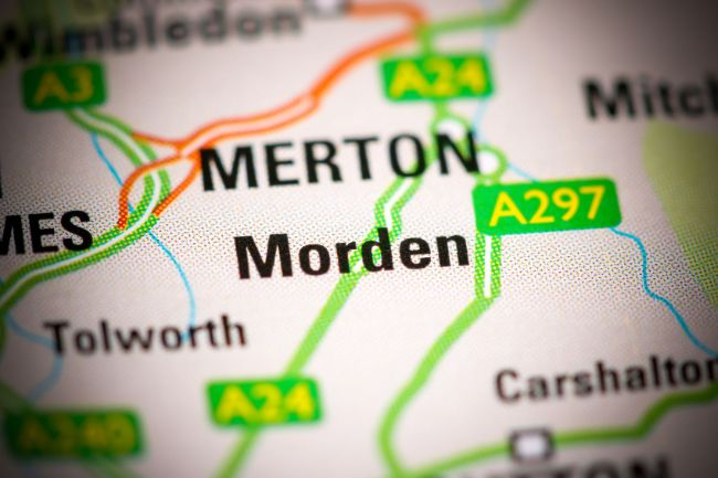 Periodic inspection in Morden